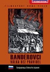 Banderovci - Válka bez pravidel - DVD digipack
