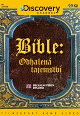 Bible: Odhalená tajemství - DVD digipack