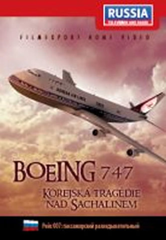 Boeing 747: Korejská tragédie nad Sachalinem - DVD digipack
