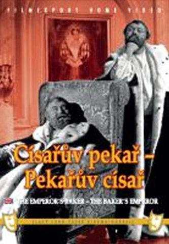 Císařův pekař/Pekařův císař - 2 DVD - digipack v šubru - neuveden