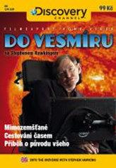 Do vesmíru se Stephenem Hawkingem 2 DVD - DVD digipack