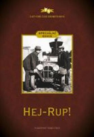 Hej-Rup! - speciální edice - DVD box v rukávu - DVD box