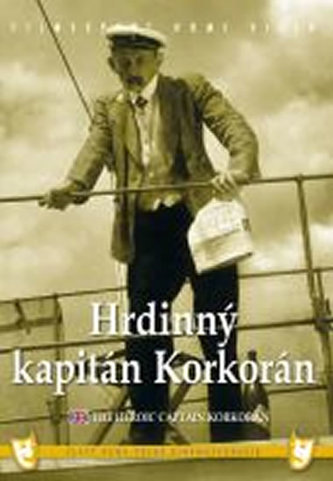Hrdinný kapitán Korkorán - DVD box - neuveden