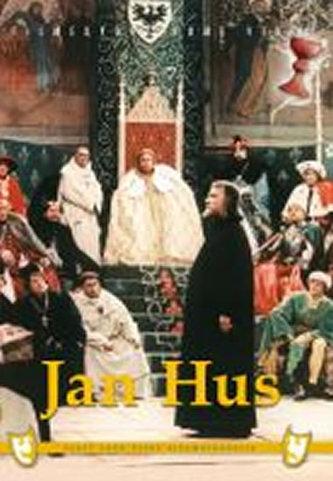 Jan Hus - DVD box