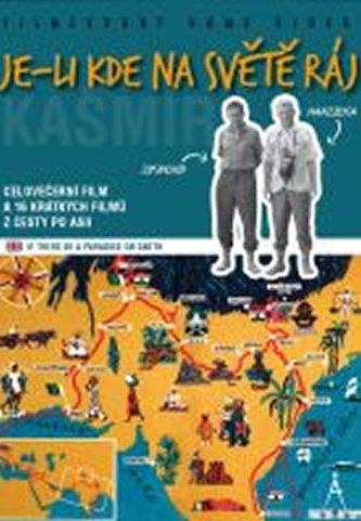 Je-li kde na světě ráj - Kašmír - 2 DVD digipack v šubru