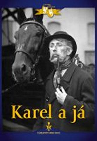 Karel a já - DVD digipack