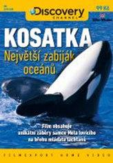 Kosatka: Největší zabiják oceánů - DVD digipack