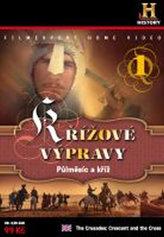 Křížové výpravy: Půlměsíc a kříž 1. - DVD digipack