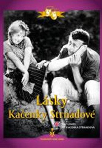Lásky Kačenky Strnadové (1926) - DVD digipack, němý film s Vlastou Burianem