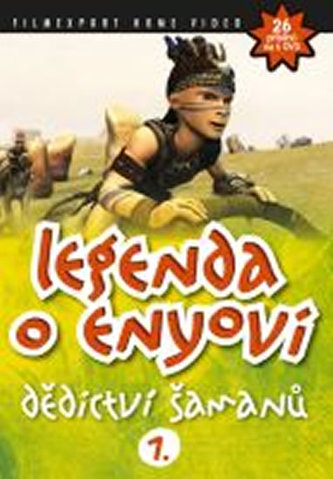 Legenda o Enyovi 1. - DVD