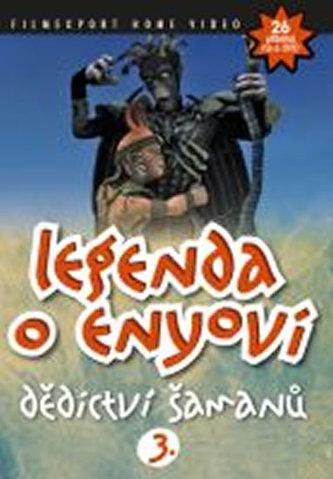 Legenda o Enyovi 3. - DVD