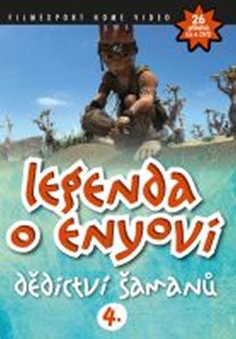 Legenda o Enyovi 4  - DVD