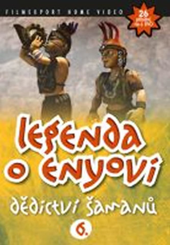 Legenda o Enyovi 6. - DVD