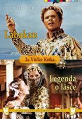 Legenda o lásce/Labakan - (2 filmy na 1 disku) - DVD box