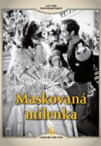 Maskovaná milenka - DVD digipack