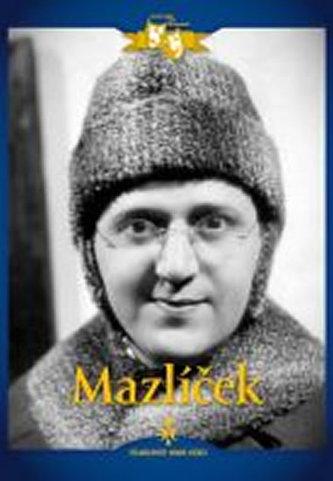 Mazlíček - DVD digipack