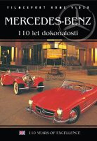 Mercedes-Benz - 110 let dokonalosti - DVD box