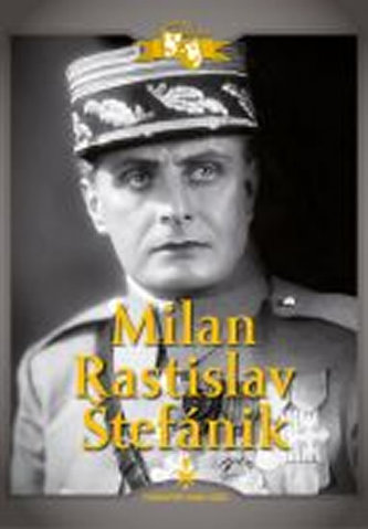 Milan Rastislav Štefánik - DVD digipack