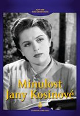Minulost Jany Kosinové - DVD digipack