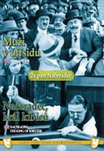 Muži v offsidu/Načeradec, král kibiců - (2 filmy na 1 disku) - DVD box
