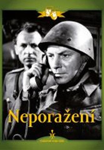 Neporažení - DVD digipack