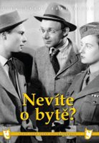 Nevíte o bytě? - DVD box