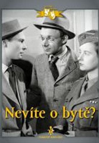 Nevíte o bytě? - DVD digipack