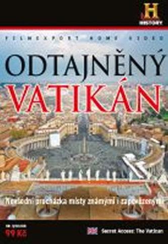 Odtajněný Vatikán - DVD digipack