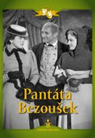 Pantáta Bezoušek - DVD digipack