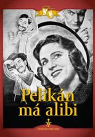 Pelikán má alibi - DVD digipack