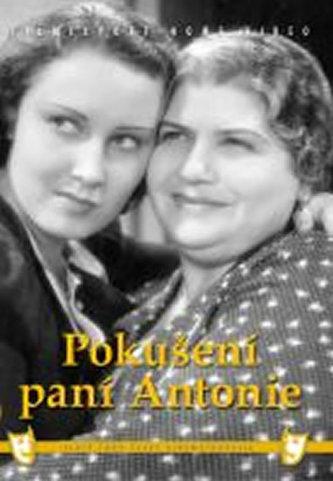 Pokušení paní Antonie - DVD box - neuveden