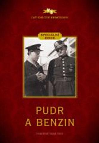 Pudr a benzin - speciální edice - DVD box v rukávu