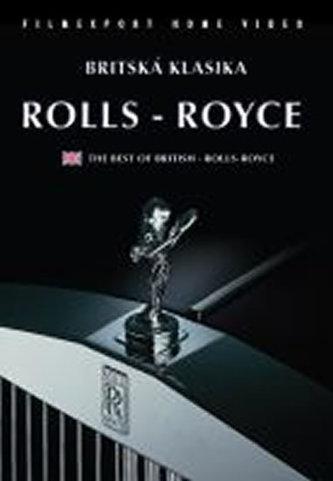 Rolls-Royce - Britská klasika - DVD box - neuveden