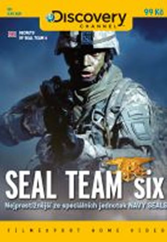 SEAL TEAM six - DVD digipack