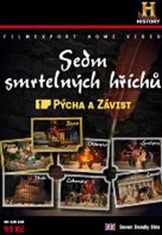 Sedm smrtelných hříchů 1. - Pýcha, Závist - DVD digipack