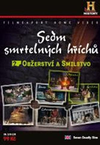Sedm smrtelných hříchů 2. - Obžerství, Smilstvo - DVD digipack - neuveden