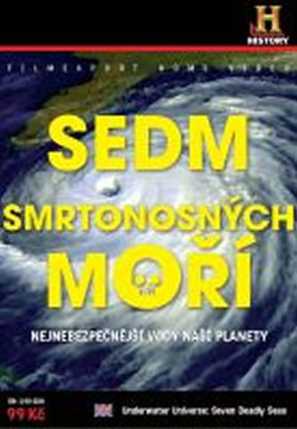 Sedm smrtonostných moří - DVD digipack
