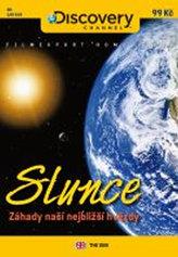 Slunce: Záhady naší nejbližší planety - DVD digipack