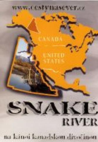Snake river - na kánoi kanadskou divočinou - DVD box