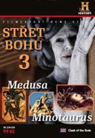 Střet bohů 3. (Medusa, Minotaurus) - DVD digipack