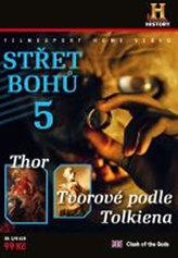 Střet bohů 5. (Thor, Tvorové podle Tolkiena) - DVD digipack