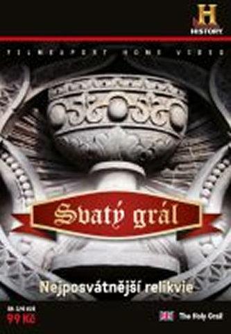 Svatý grál: Nejposvátnější relikvie - DVD digipack