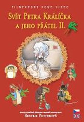 Svět Petra Králíčka a jeho přátel II. - DVD box