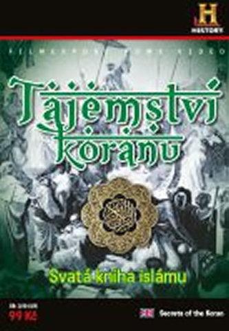 Tajemství koránu - Svatá kniha islámu - DVD digipack - neuveden