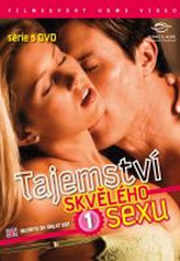 Tajemství skvělého sexu 1. - DVD digipack