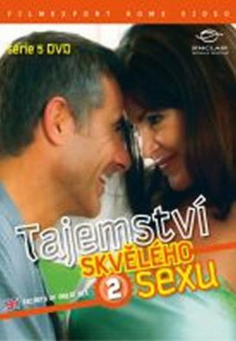 Tajemství skvělého sexu 2. - DVD digipack