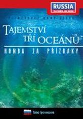 Tajemství tří oceánů: Honba za přízraky - DVD digipack