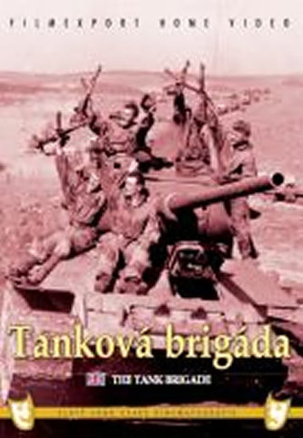 Tanková brigáda - DVD box