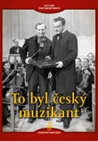 To byl český muzikant - DVD digipack