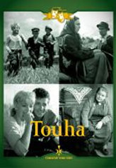 Touha - DVD digipack